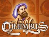 Автомат Columbus на зеркале казино