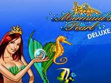 Mermaid's Pearl Deluxe на зеркале казино